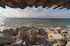 Fortificazione nordica Fotografie Stock