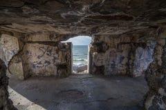 Fortificazione nordica Fotografia Stock
