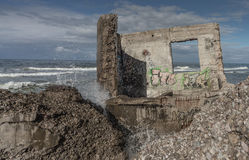 Fortificazione nordica Immagine Stock Libera da Diritti
