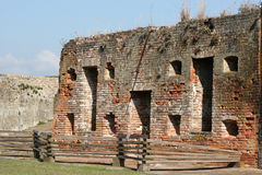 Fortificazione Pike3 Immagine Stock Libera da Diritti