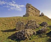 Fortificazione romana Fotografia Stock Libera da Diritti
