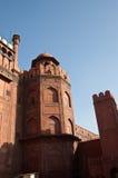 Fortificazione rossa di Delhi Immagini Stock Libere da Diritti