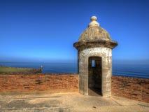 Fortificazione a San Juan Immagine Stock Libera da Diritti