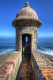 Fortificazione a San Juan Immagine Stock