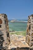 Fortificazione Sri Lanka di Galle Fotografia Stock Libera da Diritti