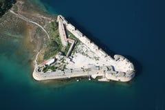 Fortificazione sul mare Immagini Stock