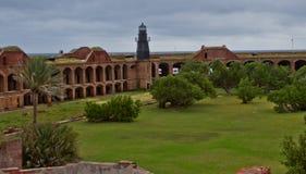 Fortificazione a Tortugas asciutto Fotografie Stock