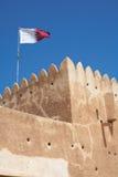 Fortificazione Zubara Fotografia Stock