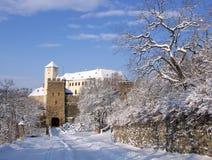 Fortifichi Bitov, repubblica Ceca, Europa Fotografia Stock Libera da Diritti