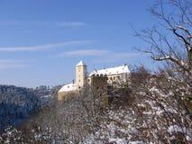 Fortifichi Bitov, repubblica Ceca, Europa immagine stock