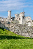 Fortified castle. In Podzamcze, Poland Stock Images