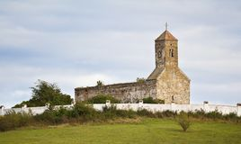 Fortified church Royalty Free Stock Image
