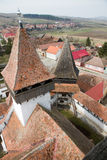 Fortified church Royalty Free Stock Images