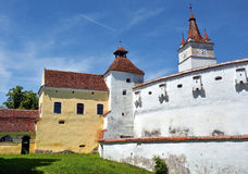 Old Church in Transylvania, Romania Royalty Free Stock Image