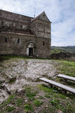 Fortified Church in Cisnadioara Stock Photography