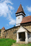 Fortified church / Transylvania, Romania Stock Image