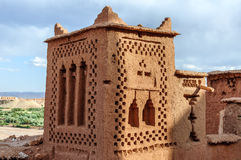Fortified city of Ait Ben Haddou  (Morocco) Stock Photo