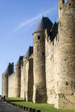 The Fortified city of Carcassonne Royalty Free Stock Image