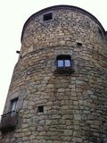 Fortified tower Royalty Free Stock Photo