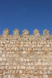 Fortified wall Stock Photography