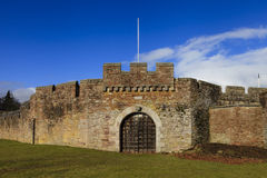 Fortified Walls Stock Photography