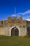 Fortified Walls Royalty Free Stock Photos