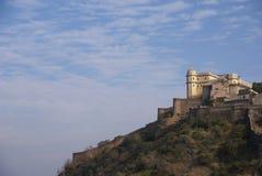 Fortified walls of Kumbhalgarh Fort Stock Photography