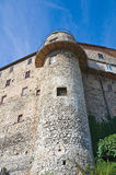 Fortified walls. Narni. Umbria. Italy. Royalty Free Stock Photography