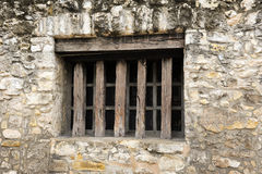 Fortified Window royalty free stock images