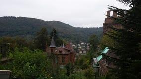 Fortifique Heidelberg Imagem de Stock Royalty Free