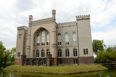 Fortifique na cidade Poznan próximo de Kornik no Polônia fotos de stock royalty free