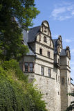Fortifique a ruína Schloss Kranichfeld Imagem de Stock Royalty Free