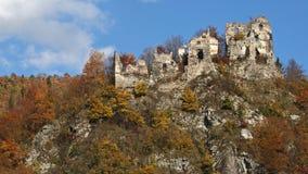 Fortifique ruínas Foto de Stock Royalty Free