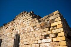 Fortifique ruínas imagem de stock royalty free