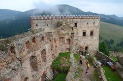 Fortifique ruínas Foto de Stock