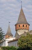 Fortifique torres Fotografia de Stock Royalty Free