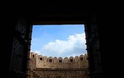 Fortingang Royalty-vrije Stock Afbeeldingen