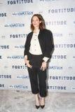 Fortitude - BRITISCHE Premiere - Ankünfte Stockfotografie