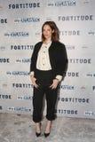Fortitude - premier BRITÁNICA - llegadas Fotos de archivo