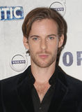 Fortitude' - UK Premiere - Arrivals. LONDON, ENGLAND - JANUARY 14: Luke Treadaway attends the UK Premiere of Sky Atlantic's 'Fortitude' on January 14, 2015 in Royalty Free Stock Image