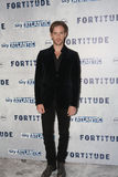 Fortitude' - UK Premiere - Arrivals. LONDON, ENGLAND - JANUARY 14: Luke Treadaway attends the UK Premiere of Sky Atlantic's 'Fortitude' on January 14, 2015 in Stock Photos