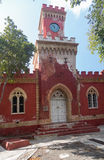 Fortkristen i Charlotte Amalie St Thomas Fotografering för Bildbyråer