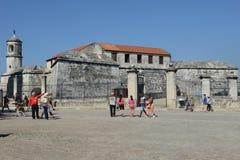 Fortless av verkliga Fuerza på havannacigarren på Kuba Royaltyfria Bilder