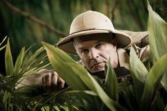 Fortleva i djungeln Arkivfoton