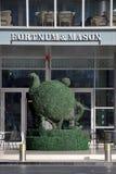 Fortnum&Mason Дубай стоковое изображение rf