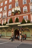 Fortnum and Mason department store London Royalty Free Stock Image