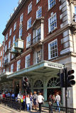 Fortnum & Mason department store in Piccadilly Stock Photos