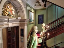 Fortnum and Mason Royalty Free Stock Images