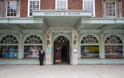 Fortnum und Maurer, London Stockfotos