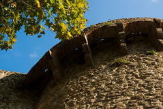 Fortress. Image of an ancient fortress. Tuscany, Italy Stock Image